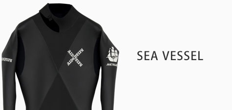 AIDENTIFY WETSUITS, SEA VESSEL