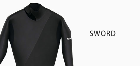 AIDENTIFY WETSUITS, SWORD